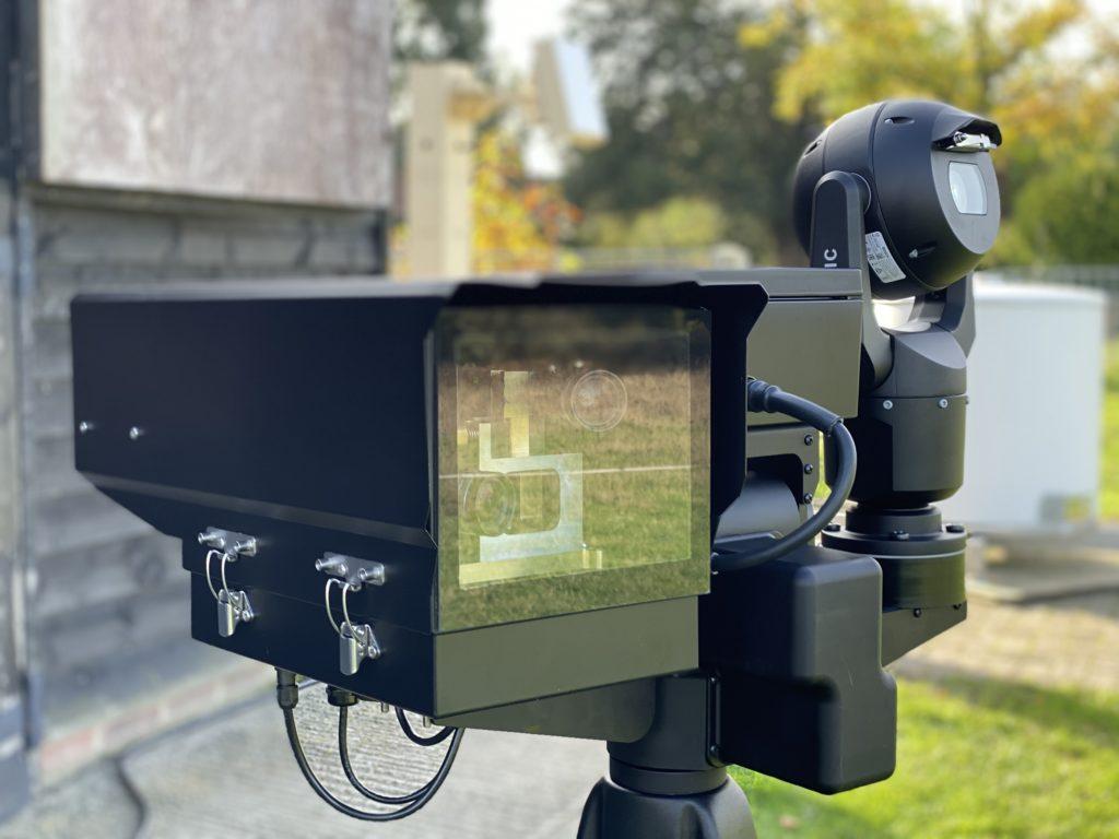 Rinicom's SkyPatriot Hunter Optical Drone Detection Solution